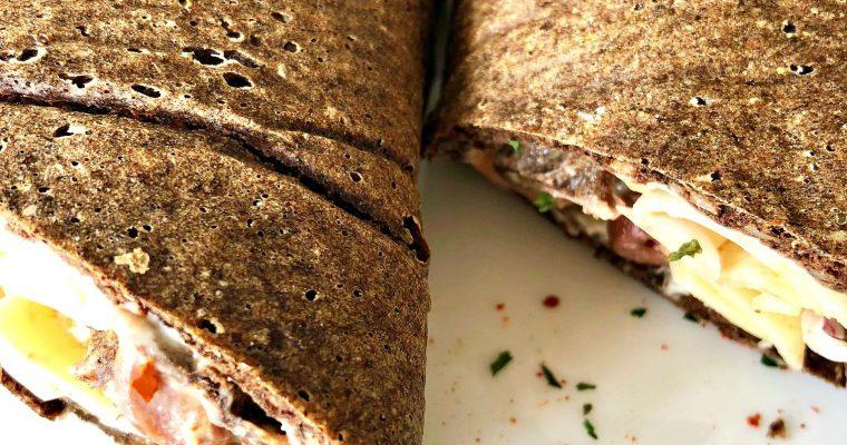Zdrave tortilje bez jaja i ulja