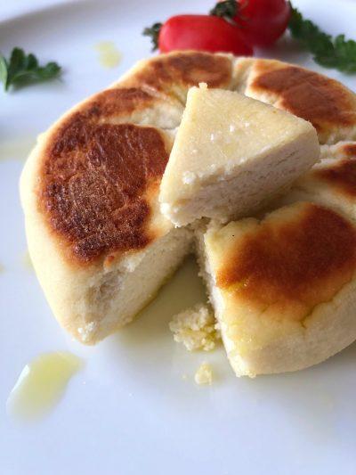 Veganski sir od badema