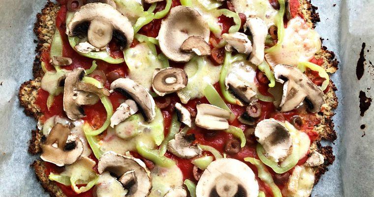 Pica od karfiola bez glutena