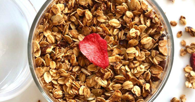 Voćkasta granola